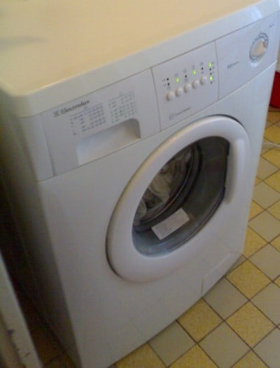Washing Machine Water Damage Prevention
